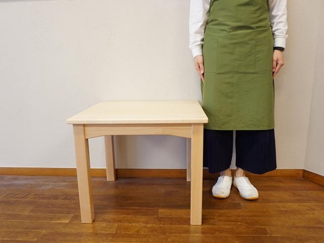 テーブルサイズ感