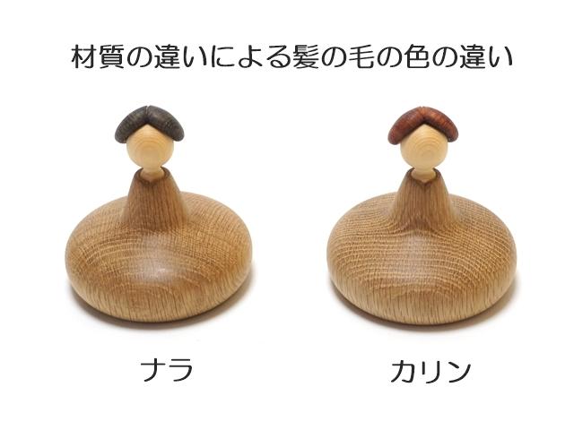 ひな材質比較