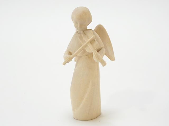 木の天使・バイオリン