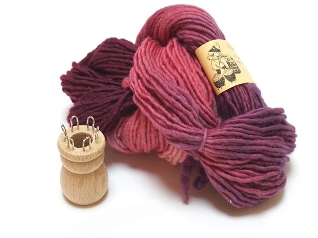 リリアン小毛糸セット