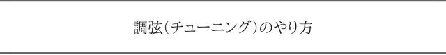 6ザーレムライアーの調弦・チューニング方法について