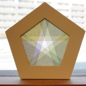 五角形枠で工作DAYS