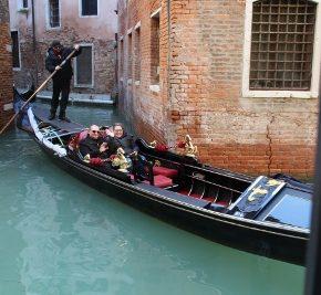 つれづれ338 ベネチアは船に乗って2