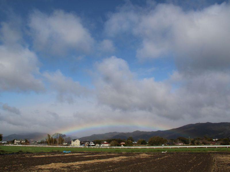つれづれ407 虹の日