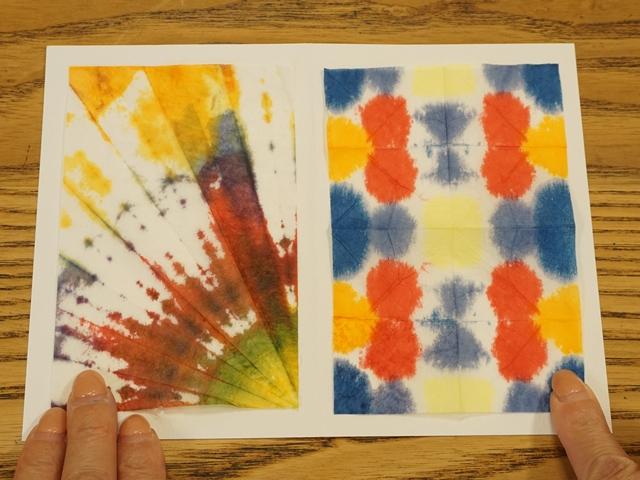 -和紙染め-日本の伝統技法を楽しむ