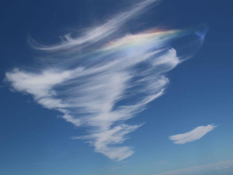 つれづれ416 再び雲